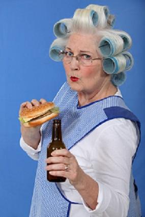 Grandmas Burgers and Beer
