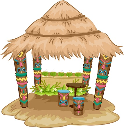 Tiki Patio -dot- COM FoR SaLE